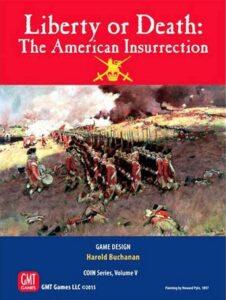 Fundas para cartas de Liberty or Death: The American Insurrection