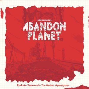 Fundas para cartas de Abandon Planet