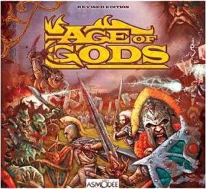Fundas para cartas de Age of Gods