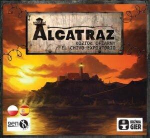 Fundas para cartas de Alcatraz: El Chivo Expiatorio