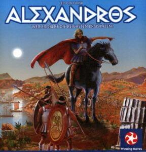 Fundas para cartas de Alexandros