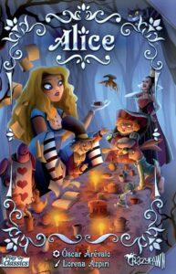 Fundas para cartas de Alice