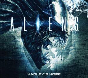 Fundas para cartas de Aliens Hadley's Hope
