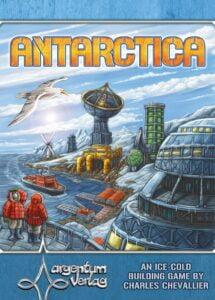 Fundas para cartas de Antarctica