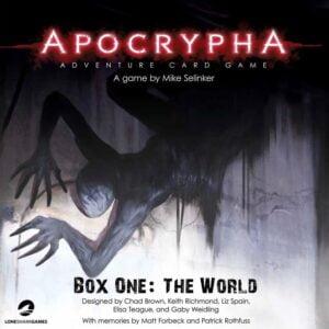 Fundas para cartas de Apocrypha Adventure Card Game: Box One – The World