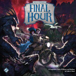 Fundas para cartas de Arkham Horror: Hora Final