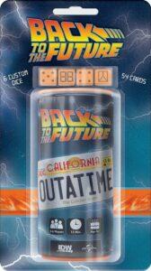 Fundas para cartas de Back to the Future: OUTATIME