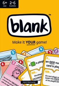 Fundas para cartas de Blank