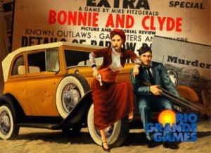 Fundas para cartas de Bonnie and Clyde