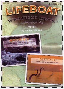 Fundas para cartas de Bote salvavidas Expansión #3: Clima