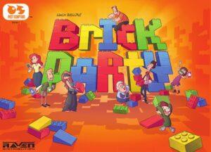 Fundas para cartas de Brick Party