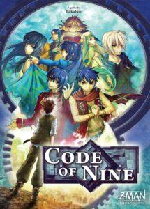 Fundas para cartas de Code of Nine