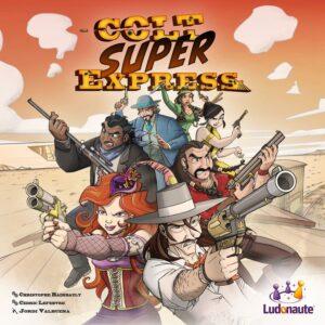 Fundas para cartas de Colt Super Express