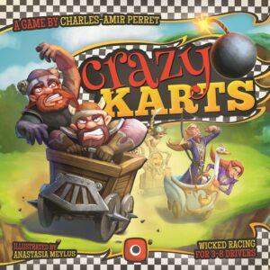 Fundas para cartas de Crazy Karts