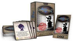 Fundas para cartas de Crazy Therapy!!
