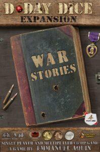 Fundas para cartas de D-Day Dice: War Stories