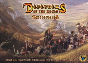Fundas para cartas de Defenders of the Realm: Battlefields
