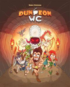 Fundas para cartas de Dungeon WC
