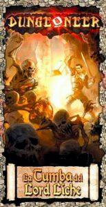 Fundas para cartas de Dungeoneer: La Tumba del Lord Liche