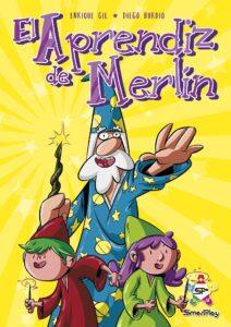 Fundas para cartas de El Aprendiz de Merlín