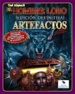 Fundas para cartas de El Hombre Lobo Edición Definitiva: Artefactos