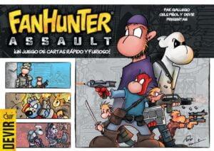 Fundas para cartas de Fanhunter Assault