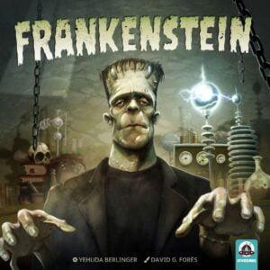 Fundas para cartas de Frankenstein