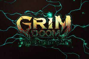 Fundas para cartas de Grim Doom