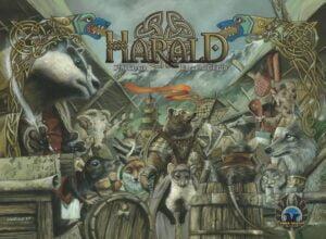 Fundas para cartas de Harald