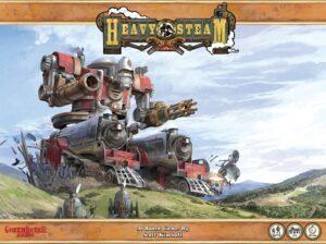 Fundas para cartas de Heavy Steam