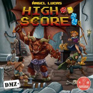 Fundas para cartas de High Score
