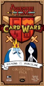 Fundas para cartas de Hora de Aventuras: Card Wars – Rey Hielo contra Marceline