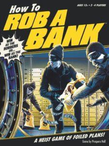 Fundas para cartas de How to Rob a Bank