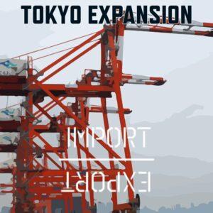 Fundas para cartas de Import / Export: Tokyo Expansion