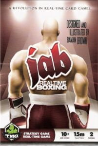 Fundas para cartas de JAB: Realtime Boxing