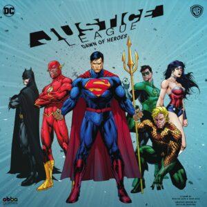 Fundas para cartas de Justice League: Dawn of Heroes
