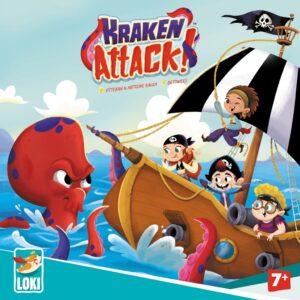 Fundas para cartas de Kraken Attack!