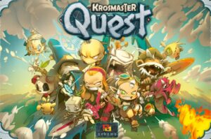 Fundas para cartas de Krosmaster: Quest