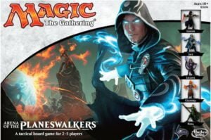 Fundas para cartas de Magic: The Gathering – Arena of the Planeswalkers