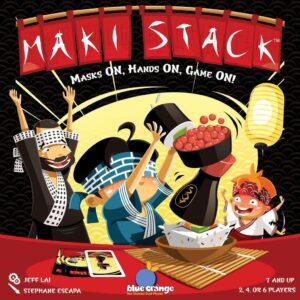 Fundas para cartas de Maki Stack