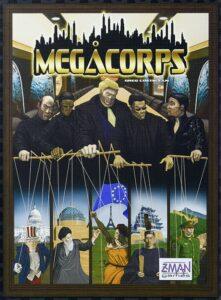 Fundas para cartas de MegaCorps