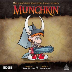 Fundas para cartas de Munchkin