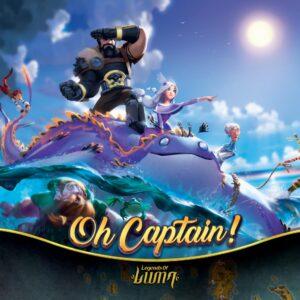 Fundas para cartas de ¡Oh Capitán!