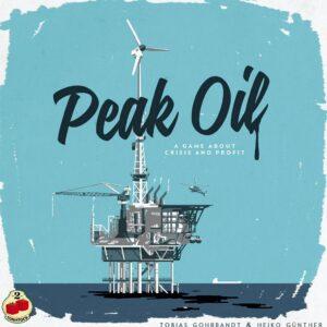 Fundas para cartas de Peak Oil