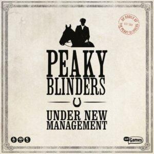 Fundas para cartas de Peaky Blinders: Bajo Nueva Gestión