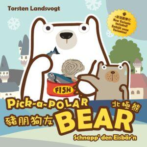Fundas para cartas de Pick-a-Oso polar