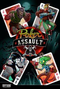 Fundas para cartas de Poker Assault