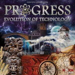 Fundas para cartas de Progress: Evolution of Technology