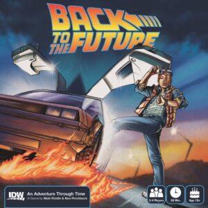 Fundas para cartas de Regreso al Futuro: Una aventura a través del Tiempo