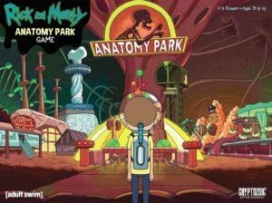 Fundas para cartas de Rick and Morty: Anatomy Park – The Game